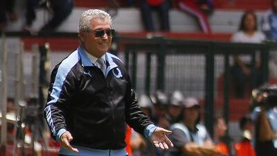 Víctor Manuel Vucetich resaltó el trabajo colectivo del Querétaro en la victoria ante Toluca