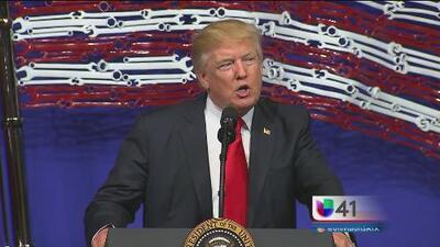 Donald Trump firma orden ejecutiva para revisar visas para trabajadores calificados