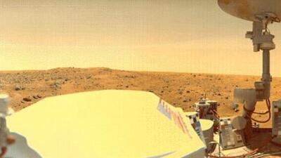 Un científico afirma que la NASA encontró evidencia de vida en Marte durante un viaje no tripulado en 1976