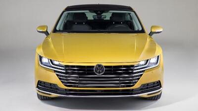 Con el nuevo Arteon 2019 Volkswagen reinventa el coupé de turismo