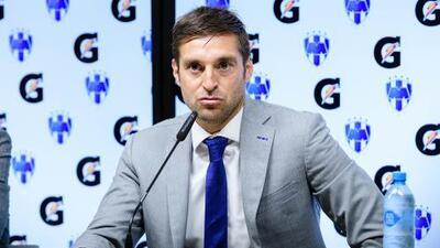 Rayados va con mayor ambición por el Clausura 2019, según Diego Alonso