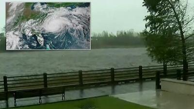 Florence toca tierra en Carolina del Norte, se prevén inundaciones catastróficas