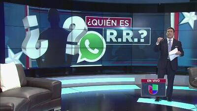 ¿Quién es R.R.?