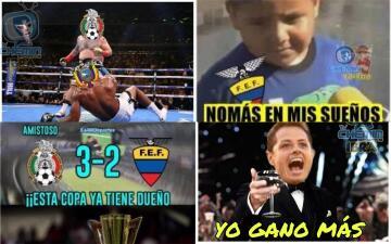 Memelogia: esto fue lo que postearon los usuarios en redes sociales tras el México vs Ecuador