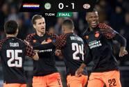 Sin Erick Gutiérrez, el PSV venció al Groningen