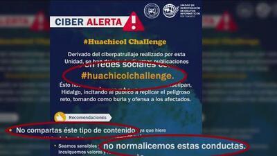 """""""Huachicol Challenge"""", el peligroso reto viral que enciende las alarmas en México"""