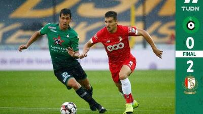 Standard, sin Ochoa, debuta con triunfo en la Liga de Bélgica