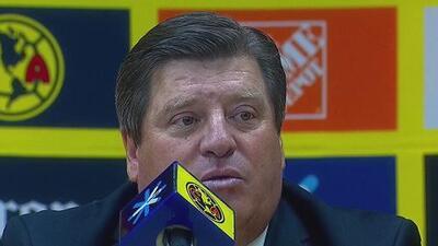 """'Piojo' Herrera y el América vs. Querétaro: """"Dejamos crecer a un rival que no estaba haciendo nada"""""""