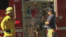 Una niña de 4 años muerta y un niño y una mujer heridos, el saldo de un incendio en Pasadena