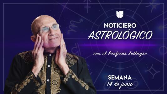 Noticiero astrológico: semana del 14 al 20 de junio