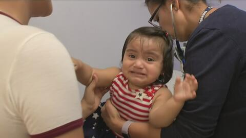 Cientos de familias han dejado de acudir a sus citas médicas a una clínica comunitaria por temor a operativos de ICE