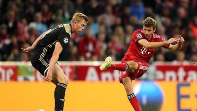Cómo ver Ajax vs. Bayern de Munich en vivo, Champions League