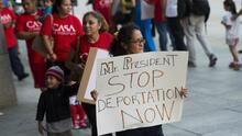 'Hay miedo y ansiedad, pero también mucha gente valiente': Activista proinmigrantes