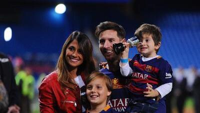 Aseguran que Messi y Antonella Rocuzzo esperan a su tercer hijo