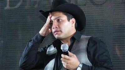 Julión Alvarez recae en el alcohol después de tres meses sin 'chupar'