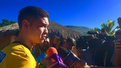 Martín Zúñiga ve como un reto jugar en Dorados