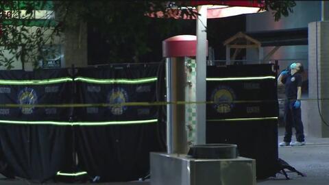 Encuentran a un hombre sin vida en el estacionamiento de un lavadero de autos en Houston