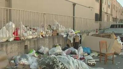 Lanzan un proyecto para educar al Distrito 6 de Los Ángeles sobre la basura que contamina las calles