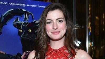 Anne Hathaway se defiende de las críticas en la prensa y en las redes sociales
