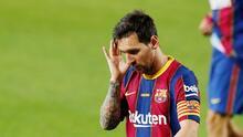 "¿Amenaza en Barcelona?: ""Si yo no gano, Messi se va"""
