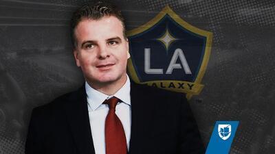 """Dennis Te Kloese """"interesa seriamente"""" al LA Galaxy de 'Ibra' y los hermanos Dos Santos"""