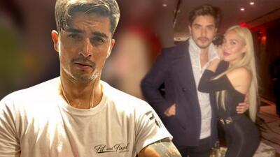 Christian Estrada asegura que Frida Sofía estuvo embarazada de él