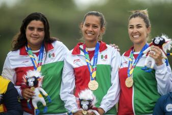 Los equipos del tiro con arco de México cargaron con el oro en los Juegos Centroamericanos