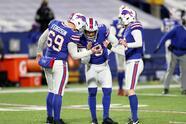 Los comandados por Josh Allen prácticamente definieron su pase en el tercer cuarto. | El marcador final en el Bills Stadium fue 17-3. El último juego de campeonato en el que participaron los Buffalo Bills sucedió en 1993.