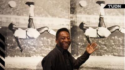 """Pelé: """"Es como si Dios me estuviera pidiendo la factura"""""""