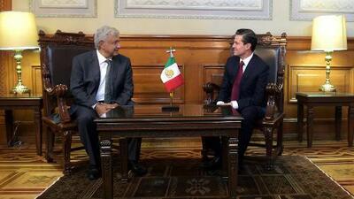 Peña Nieto o López Obrador, ¿a quién le deben exigir los mexicanos en estos momentos?