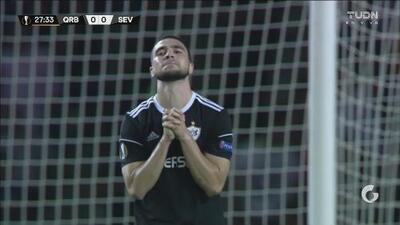 ¡Uy! Abbas Huseynov se perdió una importante para el Qarabag