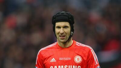 Honestidad ejemplar: Petr Cech, portero del Arsenal, afirmó que su equipo perdió por su inoperancia