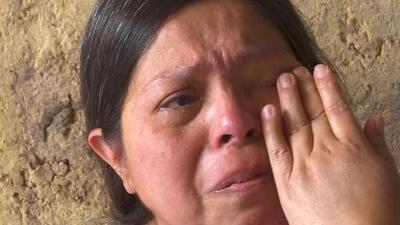 """Juan era todo"": la madre del joven que murió en custodia de EEUU explica qué empujó a su hijo a migrar"