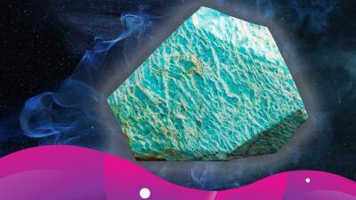 Amazonita, una piedra que calma el estrés y la ansiedad