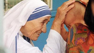 Así se vivió la canonización de la Madre Teresa de Calcuta