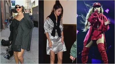 ¿Rihanna, Selena Gómez o Jennifer López? Mira quién se llevó el envidiable 'look de la semana'