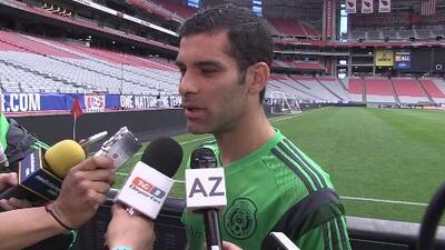 Rafa Márquez deja a la prensa casar propias conclusiones
