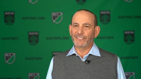 MLS hace historia al convertirse en la primera liga profesional con equipo en Austin