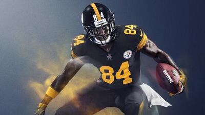 La NFL se despedirá de los uniformes Color Rush del Thursday Night Football