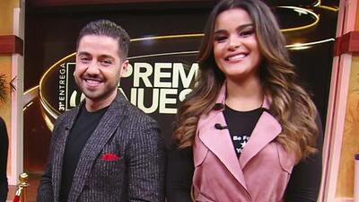 Clarissa Molina y Borja Voces presentan las nuevas categorías de Premio Lo Nuestro