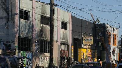 Incendio en almacén de Oakland revela la ilegalidad de las fiestas clandestinas