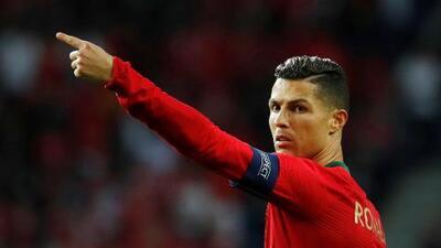 Cristiano Ronaldo, máximo anotador activo, a nivel selección