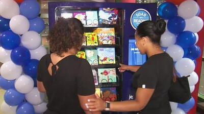 Book vending machines coming soon to New York City