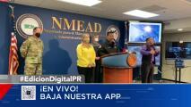 Rescate de dos jóvenes en Ciales provoca una arriesgada movilización de cuerpos de rescate