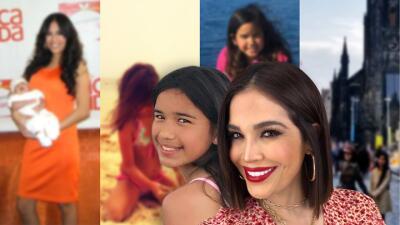 Karla Martínez celebró el cumpleaños 11 de su hija Michaella: mira cuánto ha crecido en este álbum de fotos