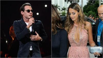 Dos apartamentos y 360,000 dólares le cuesta a Marc Anthony divorciarse de Shannon de Lima