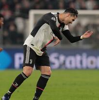 ¡Berrinche de Cristiano Ronaldo!