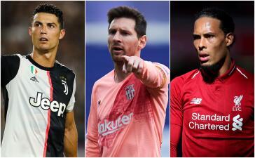 Los argumentos de los nominados al Jugador del Año UEFA