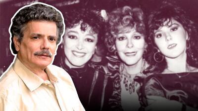 Jaime Garza no solo fue novio de Viridiana Alatriste, también de Sylvia Pasquel y así recuerda su romance