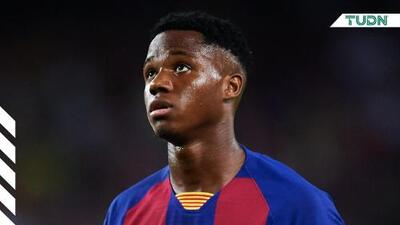 Ansu Fati no estará en el Mundial Sub-17 con España
